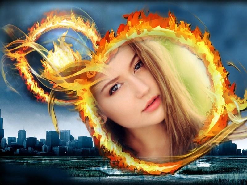 efeito fogo