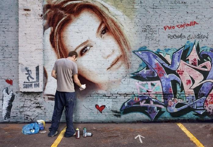 efeito grafite