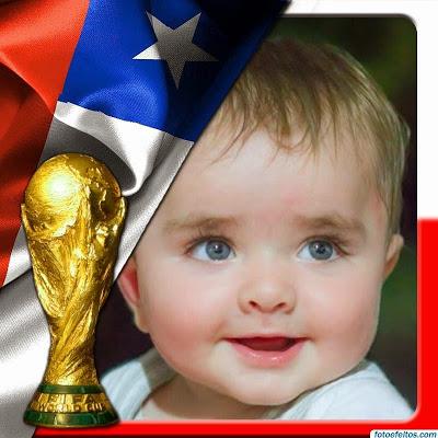 Montagem de Fotos de Futebol