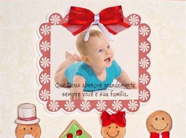 cartão de natal online
